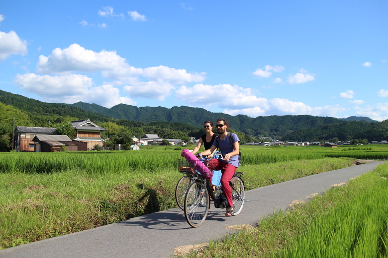 Cycling Tour in Ancient Asuka