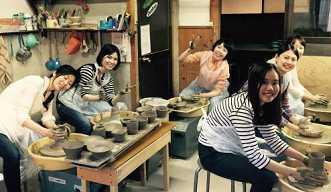 ならまち 陶芸教室