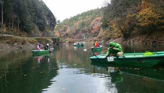 【1人用】日本最南端!ボートでワカサギ釣り体験【12/1~2/28、ボート・竿レンタル・エサ付】