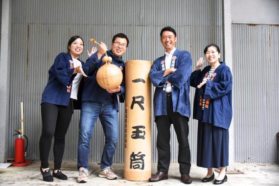 日本の伝統文化を知ろう!有名花火工場の見学と、オリジナル花火打上プラン