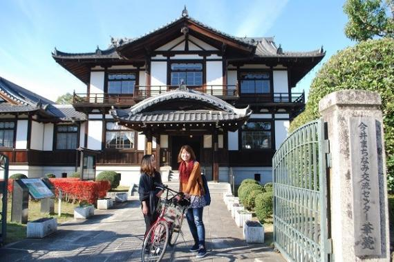 Time Traveling Experience! Kashihara Cycling Tour